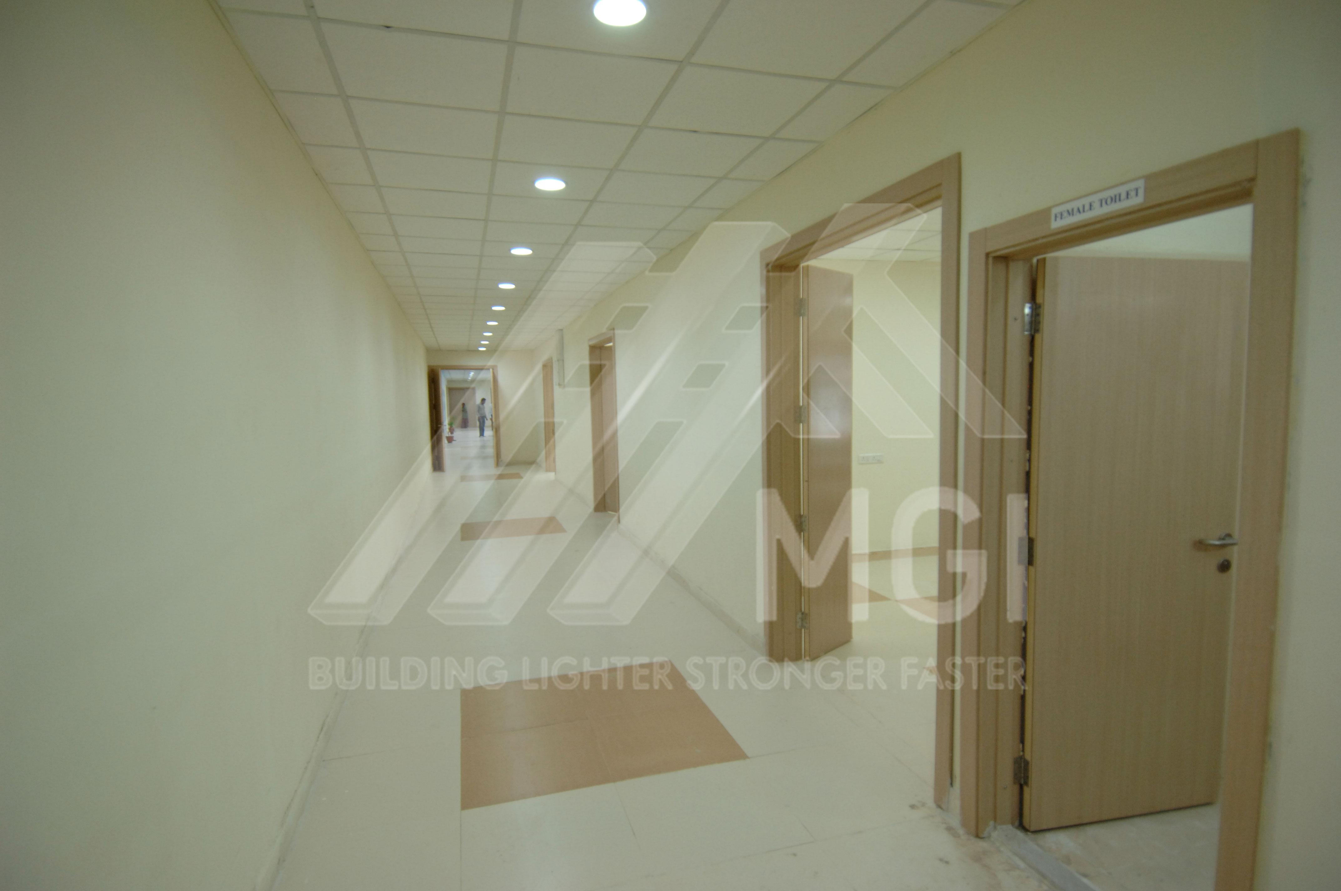 MGI Infra Pvt Ltd.   BUILDING LIGHTER STRONGER FASTER